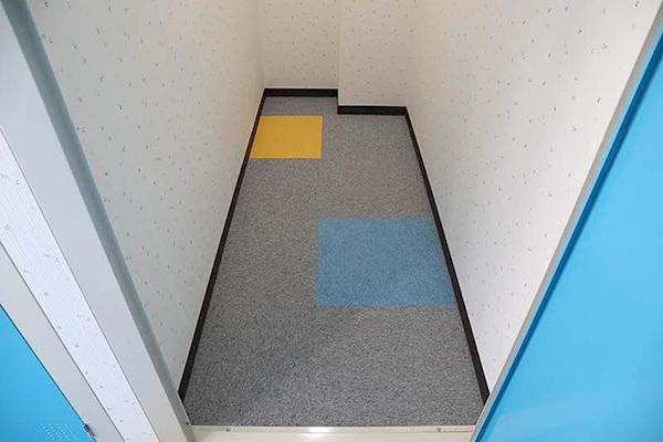 レンタル収納スペース札幌澄川店 室内2