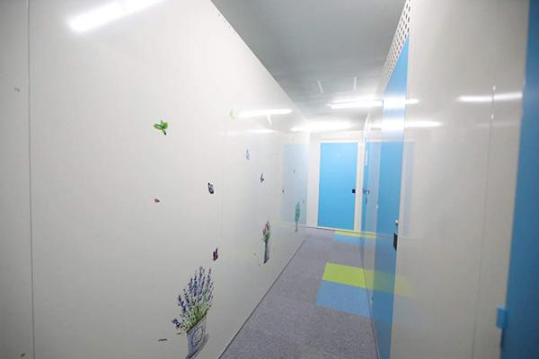 トランクルーム札幌菊水店 室内