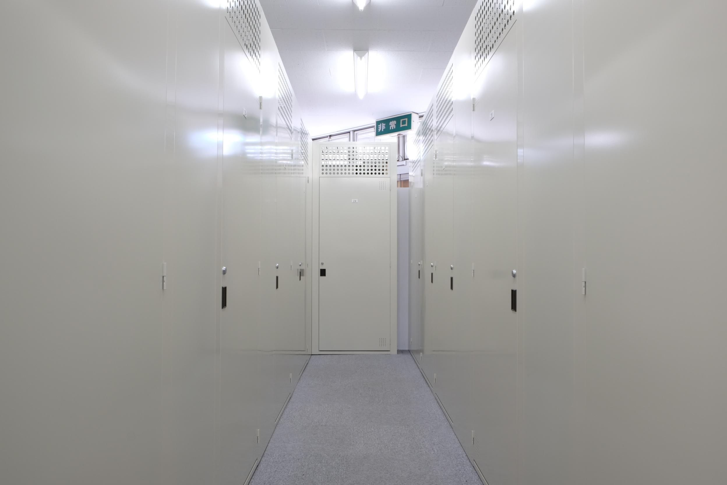 トランクルーム瀬谷南台 室内