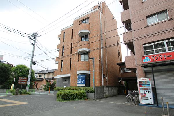 トランクルーム狛江岩戸南店 外観