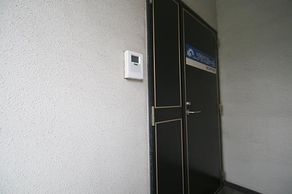トランクルーム狛江岩戸南店 入り口