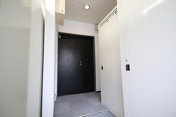 トランクルーム狛江岩戸南店 室内