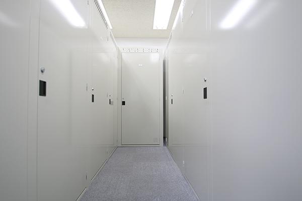 レンタルボックス狛江岩戸南店 室内