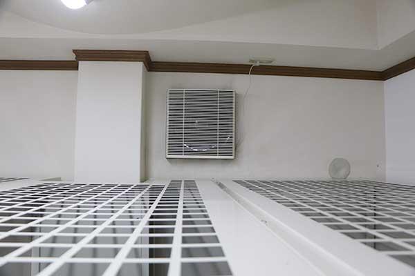 レンタルボックス福岡三宅店 空調
