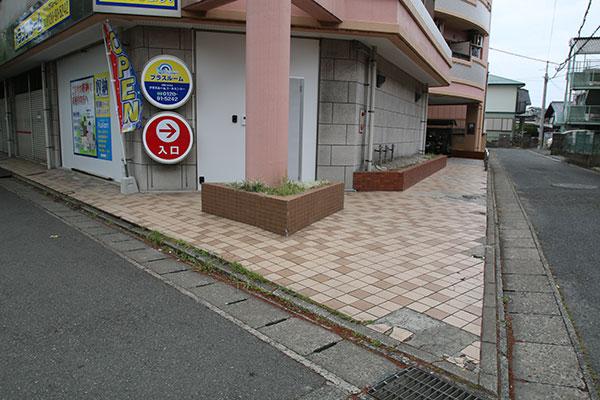 福岡飯倉店 外観2