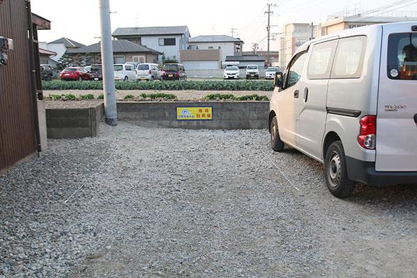 トランクルーム福岡麦野店 駐車場