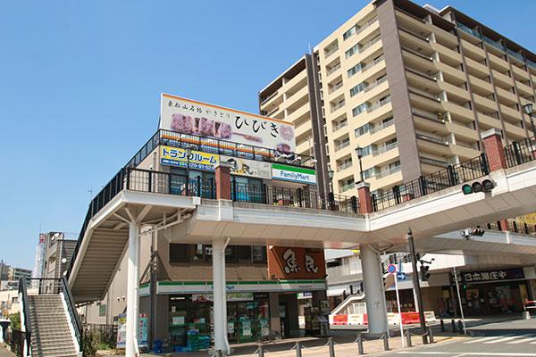トランクルーム東松山駅前店 外観