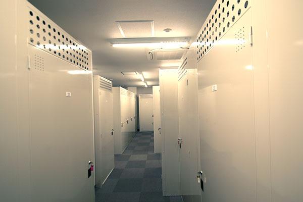 トランクルーム東松山駅前店 室内
