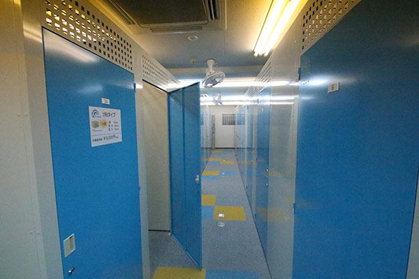 トランクルーム広島昭和町店室内2