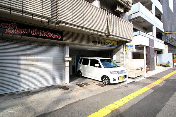 トランクルーム広島昭和町店正面5
