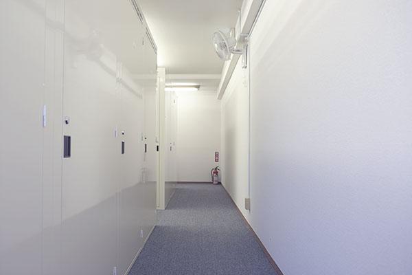 トランクルーム松戸二ツ木店 室内2