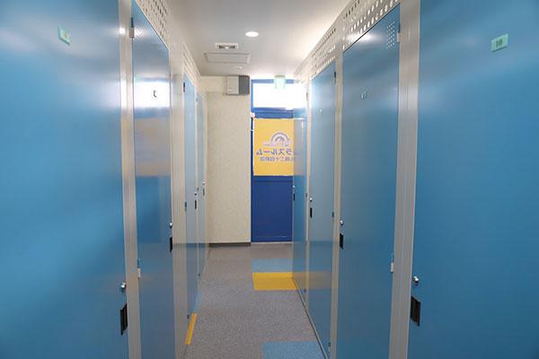 トランクルーム札幌二十四軒室内2