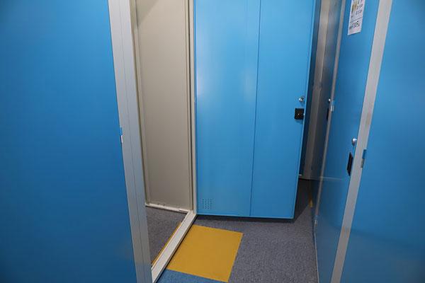 トランクルーム札幌二十四軒室内5