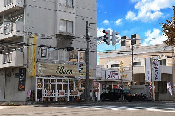 トランクルーム札幌二十四軒正面4