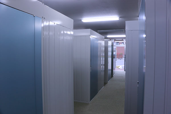 トランクルーム札幌大谷地店 室内2