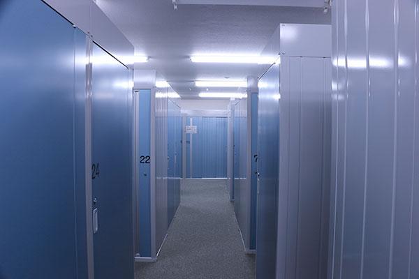 トランクルーム札幌大谷地店 室内3