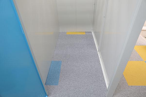 トランクルーム静岡馬渕店室内4