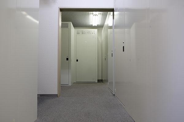 トランクルーム馬場店 室内