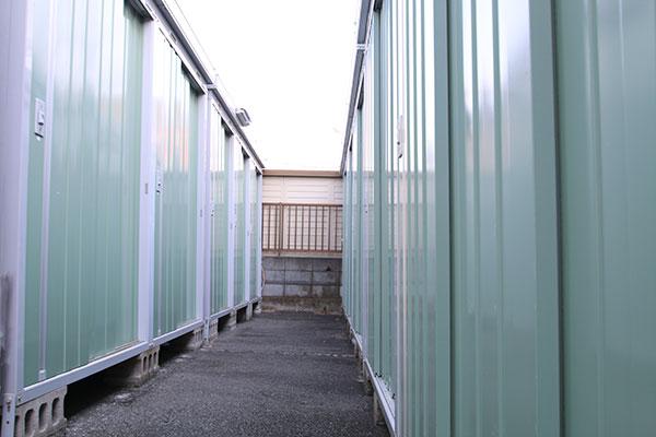 レンタルボックス東寺尾Ⅱ 室内