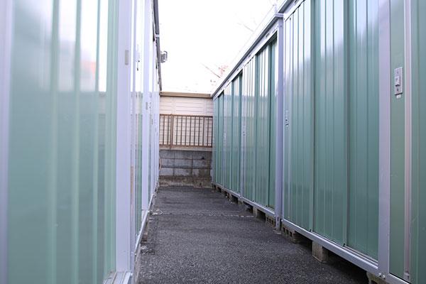 レンタルボックス東寺尾Ⅱ 室内2