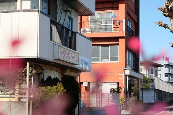 トランクルーム鶴見栄町外観