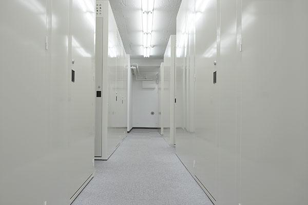 トランクルーム大和桜ケ丘店室内2