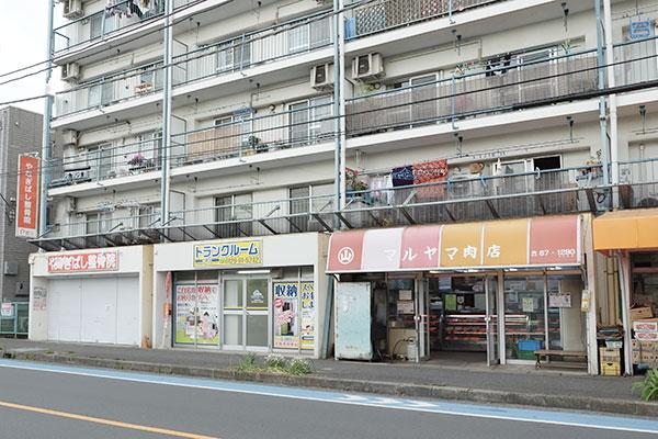 トランクルーム大和桜ケ丘店室内外観2
